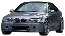 Carbon Creations Carbon Fiber M3 E46 Csl Look Body Kit 2 Pc For BMW