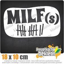 KIWISTAR MILFs csf0022 10 x 18 cm JDM  Sticker Aufkleber