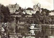 Schiff - Fähre bei Bernburg an der Saale