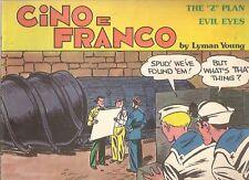 YELLOW KID # 7-CINO E FRANCO -COMIC ART 1974--VL28