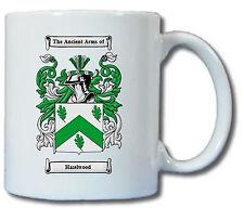 HAZELWOOD COAT OF ARMS COFFEE MUG