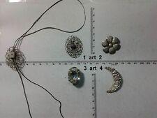 collana 90 cm saliscendi centrale regolabile a scelta pietre  necklace b15