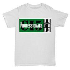 Los profesionales Retro TV Tribute 80S película de televisión Clásico De Culto Película Camiseta