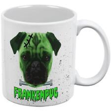 Halloween Franken Pug Dog All Over Coffee Mug