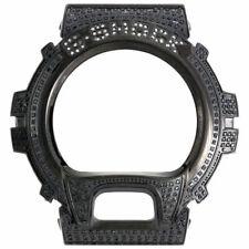 Genuine Black Diamond Watch Case For Casio G Shock Custom Casing 6900 Model 3 Ct