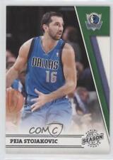 2010-11 Panini Season Update Silver #102 Peja Stojakovic Dallas Mavericks Card