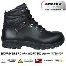 307d9ea5b6a Scarpa Antinfortunistica Cofra SECUREX SB E P C WRU HRO FO SRC scarpe ZERO  OHM