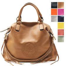 New GENUINE LEATHER purse handbag SATCHEL TOTE SHOULDER Bag [WB1135]