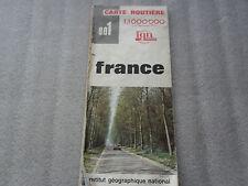 CARTE ROUTIERE 901 IGN FRANCE-1977-CARTE DE FRANCE-ROUTE-AUTOROUTE-NATIONAL-///