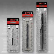 DWT HSS-R Metall Bohrer / Spiralbohrer mit Durchmesser von Ø 1 mm bis Ø 20 mm