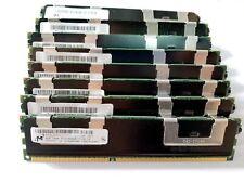 Mircon 4GB 8GB 16GB 2Rx4 DDR3 1066 MHz PC3-8500R Only ECC Server Reg Memory lot
