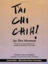 JUSTIN STONE - Tai Chi Chih! Joy Thru Movement - ** Very Good Condition **