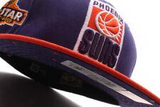 Phoenix Suns - New Era 59Fifty All Star Capper 2009 Fitted Hat - Purple/Orange