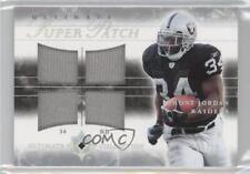 2006 Ultimate Collection Super Patch #SUP-JO LaMont Jordan Oakland Raiders Card