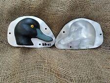 Duck Decoy Head Molds - Bluebill