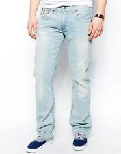 True Religion Jeans Men's Ricky Straight Super T Scottsdale M24859GJ4