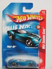 HOT WHEELS 2008 WEB TRADING CARS PONY-UP #10/24