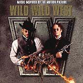 Wild Wild West [1999 BRAND NW CD Soundtrack] Dr Hill, Eminem, Dr Dre, F. Evans