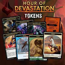 Choose Your Hour of Devastation HOU - Token Cards MTG - Buy 2 Get 1 Free!