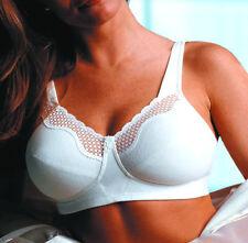 Bestform Soft Cup 535 Cotton Comfort  Bra in White RRP £24
