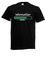 Herren T-Shirt Informatiker I Sprüche I Lustig I Fun I  bis 5XL