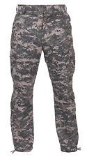 Kids Military Style Army Pants Acu Digital Camo Camouflage Boys Rothco 66110