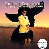 Vicente Fernandez Y Los Mas Grandes Exitos De Los Dandys