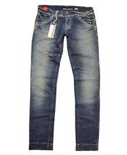 """Miss Sixty """"Binky"""" Jeans Stretch Hose Damen Röhre Pant Women used blau [W25-W32]"""