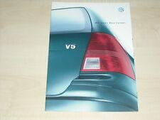 37769) VW Bora Variant Prospekt 03/1999