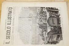 [BTR] IL SECOLO ILLUSTRATO DELLA DOMENICA 1898 456 PROCESSO PICQUART A PARIGI