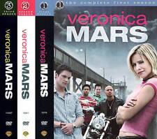 Veronica Mars Complete Series Seasons 1-3 1 2 3 18-DVD SET NEW! Kristen Bell