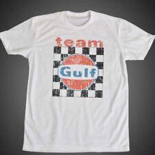 Vintage Gulf Racing Team Tee Shirt