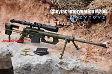 Modèle 1:6 cheytac intervention M-200 USMC Marine soldat fusil pistolet M200 M200_B