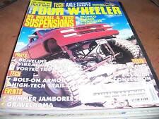 Four Wheeler Magazine Dec 1998 Axle Strength Charts