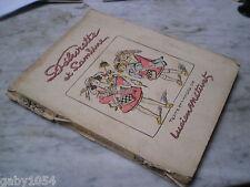 Délurette et Lambine de Lucien Métivet  1922 livre enfantin