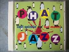 Phat Jazz Mix CD Gang Starr Greg Osby etc Japan Import