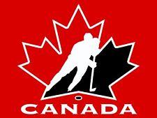 Canada Hockey Embroidered Mens Polo Shirts XS-6XL, LT-4XLT New NHL AHL
