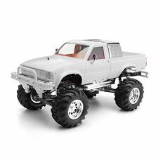 HG P407A 1/10 2.4G 4WD Rc Car Kit for TOYATO Metal 4X4 Pickup Truck No Servo