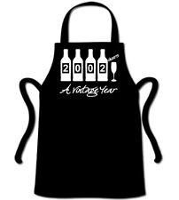 BOUTEILLE 2002 - ADULTES drôle 16th anniversaire TABLIER cadeau NEUF Fantaisie