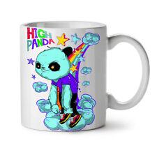 High Evil Panda China Rainbow NEW White Tea Coffee Mug 11 oz | Wellcoda