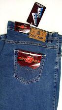 NEUF 1 OU 2 HOMMES Pantalons Jeans bleu pierre taille longue L36 pouce 44 (60)