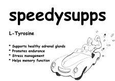 L-Tyrosine  mental health stress management memory adrenal support pharma