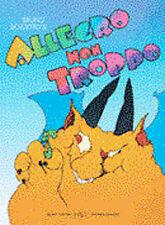 Allegro Non Troppo DVD **RARE/OOP R1 Bruno Bozzetto Disney Animation Fantasia