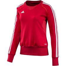 Adidas T12 Climalite Sweatshirt Women's Red Jumper