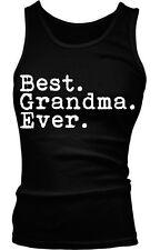 Best. Grandma. Ever. Family Love Grandmother Nana Grandparent My Girls Tank Top