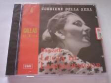 MARIA CALLAS Donizetti LUCIA DI LAMMERMOOR cd nuovo