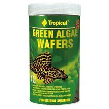 CLEARANCE SALE Tropical Green Algae Wafers 250ml 1000ml PLECO CORY MULTI WAFERS