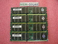 AB561A 16GB(4x4GB) DDR 266Mhz  PC2100 ECC RDIMM Memory HP 9000 RP3440-4