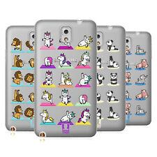 HEAD CASE DESIGNS YOGA ANIMALS 2 SOFT GEL CASE FOR SAMSUNG PHONES 2