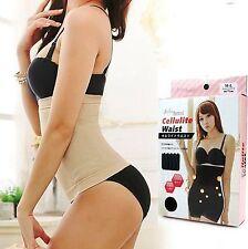 Cellulite Waist Fat Burning Slimming Massage Sweat shaper Belt for Ladies